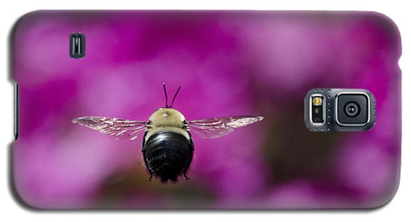 Azalea Bush Bee Galaxy S5 Case