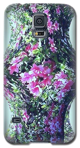 Azalea Vase Galaxy S5 Case