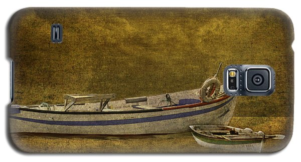 Azorean Fishing Boats Galaxy S5 Case