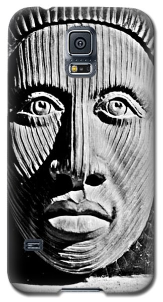 Aztec Man Galaxy S5 Case by Bob Wall