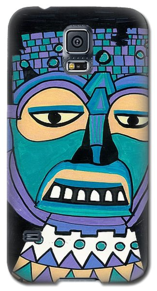 Aztec Mask Galaxy S5 Case