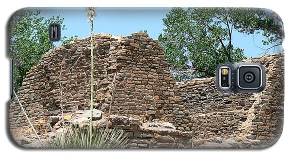 Aztec Ruins National Monument Galaxy S5 Case by Laurel Powell