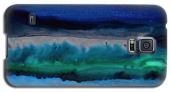 Azure Evening Galaxy S5 Case