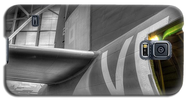 B-17 Bomber Tail Galaxy S5 Case