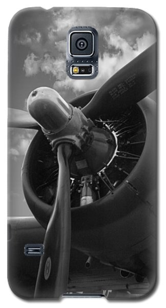 B-17 Engine Galaxy S5 Case by Rod Seel