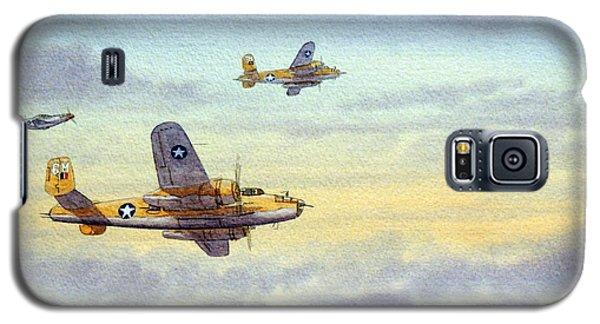 B-25 Mitchell Galaxy S5 Case