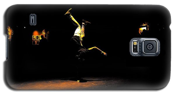 B Boy 4 Galaxy S5 Case