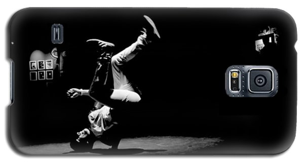 B Boy 5 Galaxy S5 Case