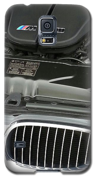 B M W M5 V10 Motor Galaxy S5 Case