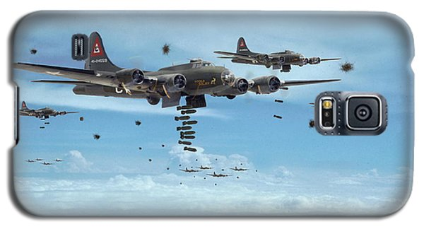B17 - Mighty 8th Arrives Galaxy S5 Case