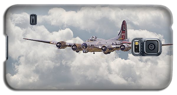 B17- Yankee Lady Galaxy S5 Case by Pat Speirs