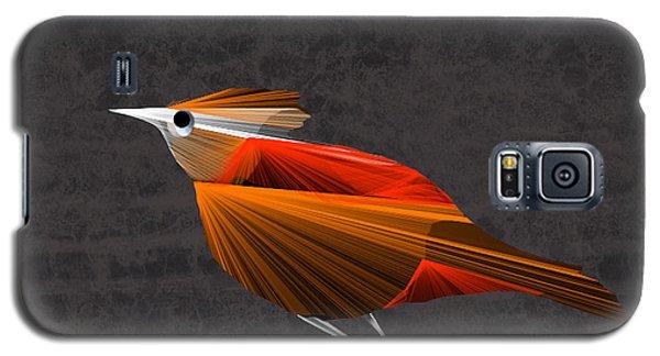 Baby Bird Galaxy S5 Case by Asok Mukhopadhyay