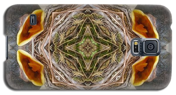 Baby Bird Kaleidoscope Galaxy S5 Case