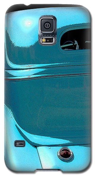 Baby Blue Galaxy S5 Case