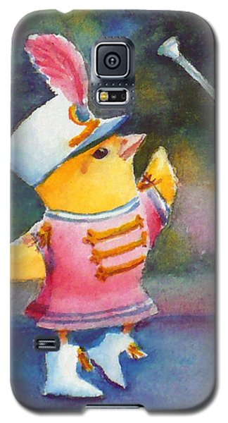 Baby Chick Drum Majorette Galaxy S5 Case