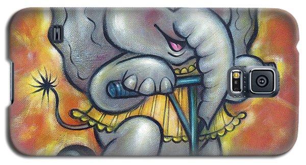 Baby Elephant 101011 Galaxy S5 Case