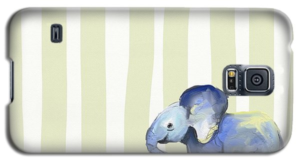 Animal Galaxy S5 Case - Baby Ellie  by Cathy Walters