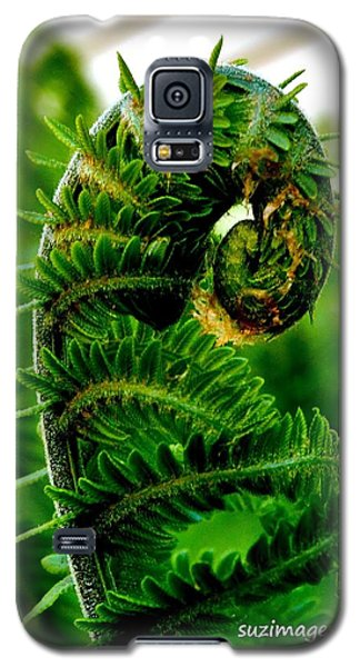 Baby Fern Galaxy S5 Case