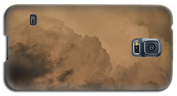Baby In The Clouds Galaxy S5 Case by Bradley Clay