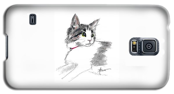 Baby Kitten Galaxy S5 Case