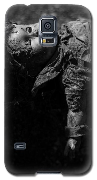 Galaxy S5 Case featuring the photograph Baby Mine by Rebecca Sherman