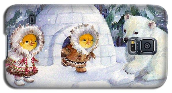 Baby Polar Bear Galaxy S5 Case