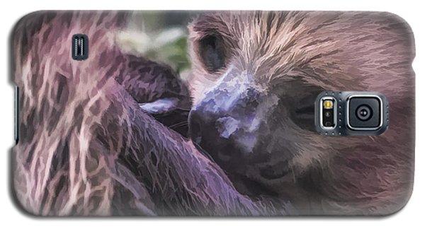 Baby Sloth Galaxy S5 Case