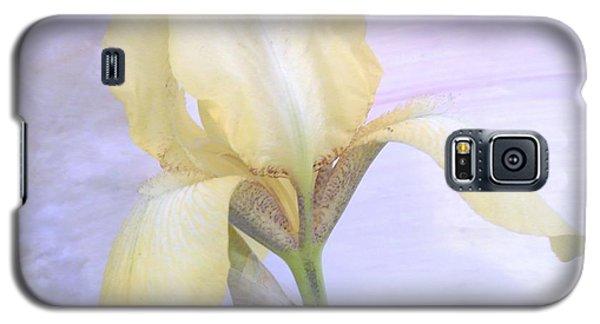 Baby Yellow Iris Galaxy S5 Case
