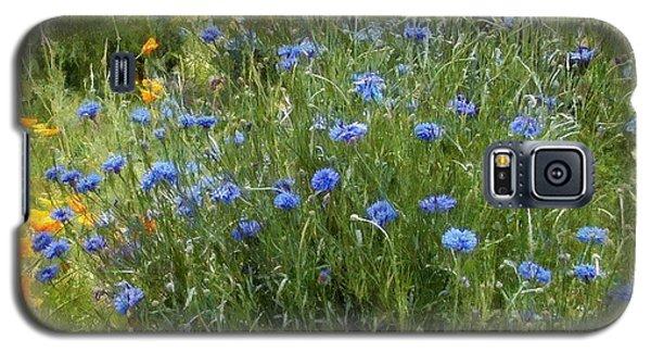 Bachelor's Meadow Galaxy S5 Case