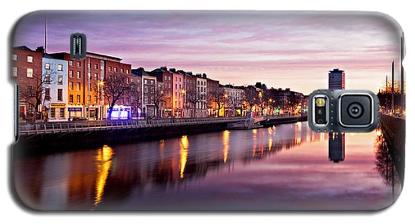 Bachelors Walk And River Liffey At Dawn - Dublin Galaxy S5 Case