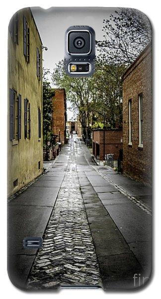 Back Alley Galaxy S5 Case by Mitch Shindelbower