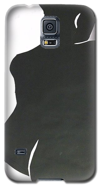 Back Galaxy S5 Case by Gabrielle Wilson-Sealy