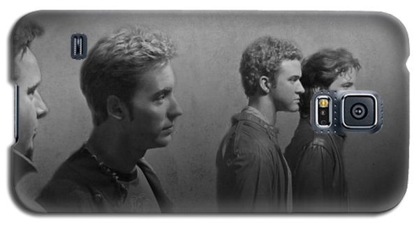 Back Stage With Nsync Bw Galaxy S5 Case