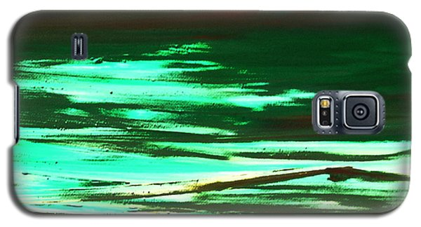 Back To Canvas The Landscape Of The Acid People Galaxy S5 Case
