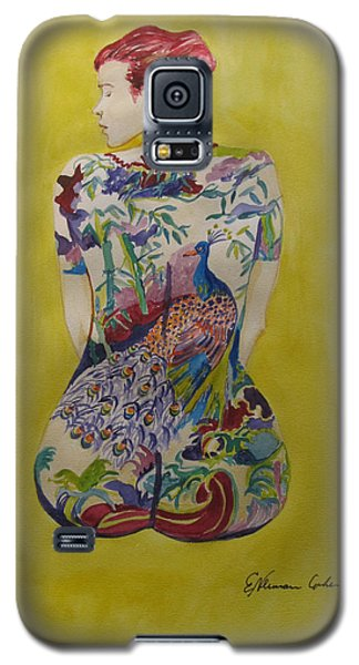 Back To Fantasy Galaxy S5 Case by Esther Newman-Cohen