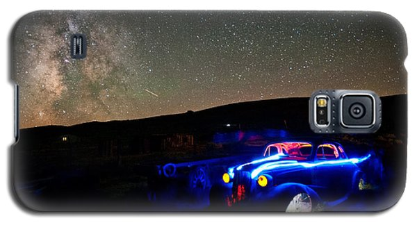 Back To Life Galaxy S5 Case