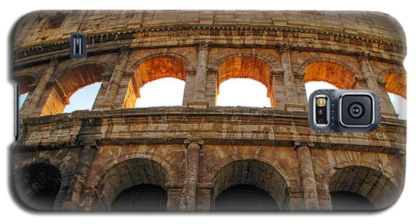 Backlit  Colosseum Galaxy S5 Case