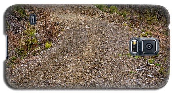 4x4 Logging Road To Adventure Galaxy S5 Case