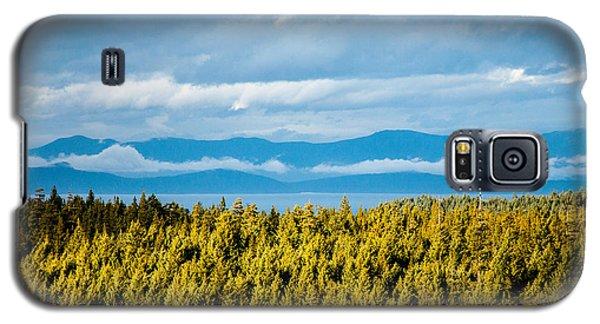 Backroad Ocean View Galaxy S5 Case
