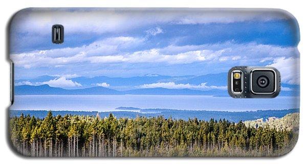Johnstone Strait High Elevation View Galaxy S5 Case