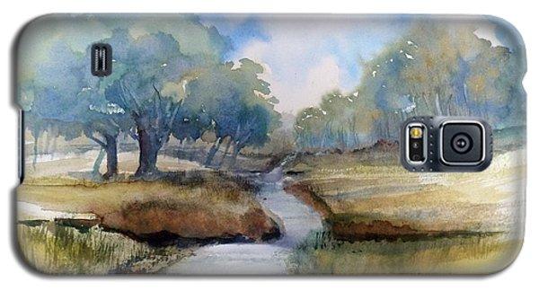 Backroads Of Georgia Galaxy S5 Case by Sally Simon