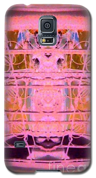 Galaxy S5 Case featuring the photograph Backseat by Karen Newell