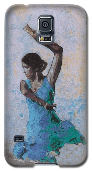 Backstreet Dancer In Horta Galaxy S5 Case