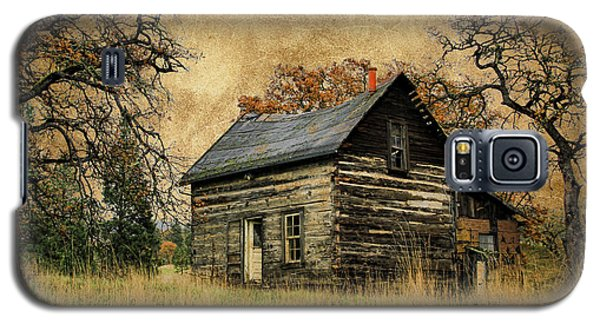Backwoods Cabin Galaxy S5 Case