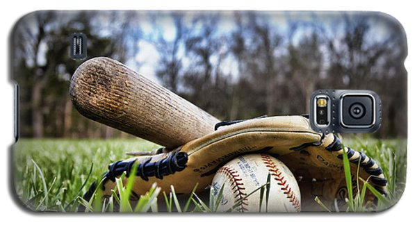 Backyard Baseball Memories Galaxy S5 Case