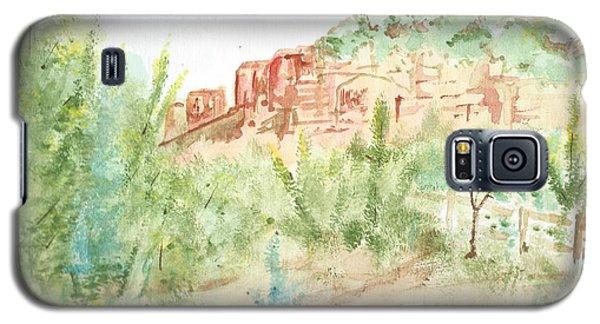 Backyard Sedona Galaxy S5 Case