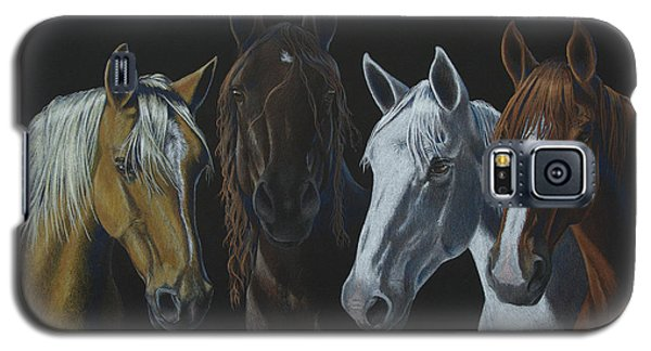 Bad Boys Of Horsefeathers Farm Galaxy S5 Case