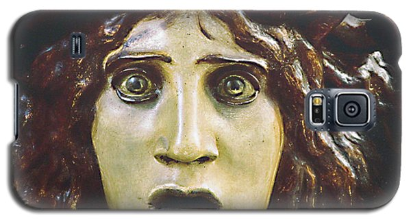 Galaxy S5 Case featuring the photograph bad hair day at d'Orsay museum, Paris.  by Joe Schofield