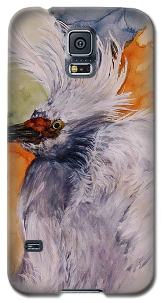 Bad Hair Day Galaxy S5 Case by Lil Taylor
