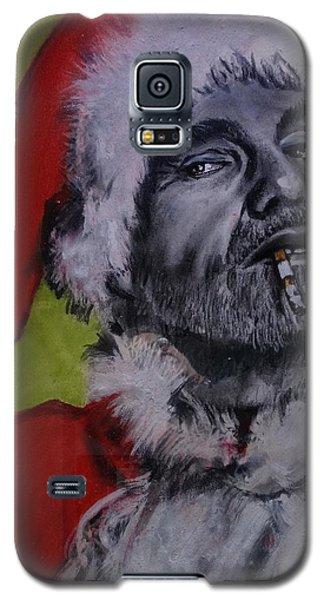 Bad Santa Galaxy S5 Case by Eric Dee